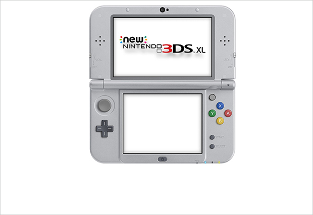 [Nintendo NEW 3DS XL édition SNES]